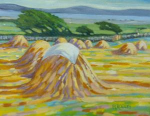 No. 1 - Haystacks I