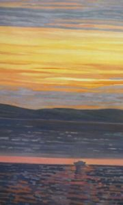 No. 18- Galway Bay Sunset