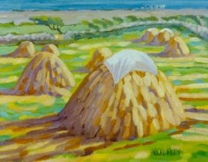No. 4 - Haystacks IV