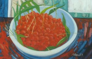 No. 42 - Bowl Of Cherries, Chile