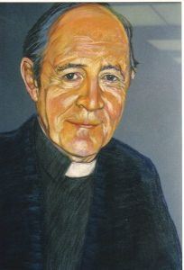 Archbishop of Tuam - pastel