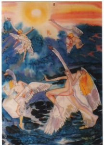 Children of Lir 1 Silk